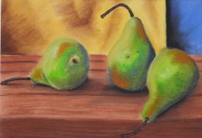 Olga Vladimirovna Nadtochaeva. Pears