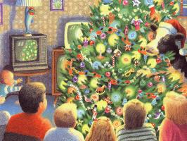 Даниэль Лейн. Рождественские коровы 08