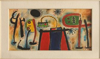 Painting (Joan Miro)