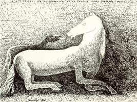 Хуан Сориано. Лошади