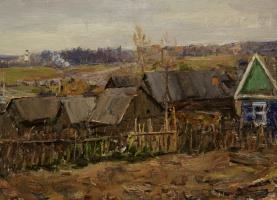 Владимир Георгиевич Гремитских. Деревня