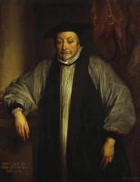 Антонис ван Дейк. Портрет Уильяма Лода, архиепископа Кентербирийского