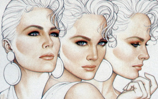 Питер Браун. Три женщины