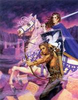 Джоди Ли. Щит, меч и лук