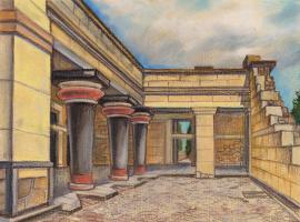 Ирина Соболева. The Palace of Knossos