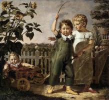 Филипп Отто Рунге. Дети