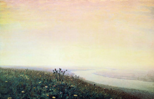 Arkhip Ivanovich Kuindzhi. Dnepr in the morning