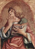 Карло Кривелли. Святой Иоанн Евангелист