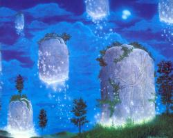 Гилберт Уильямс. Растущие скалы