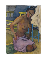 Diego Maria Rivera. Nude