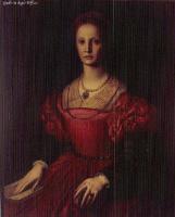 Аньоло Бронзино. Портрет Лукреции Пансиатчи
