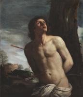 Джованни Франческо Гверчино. Святой Себастьян