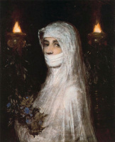 Арнольд Беклин. Невеста