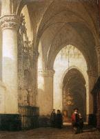 Йоханнес Босбум. Церковь Лив-Вроув