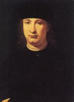 Джованни Антонио Болтраффио. Поэт