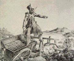 Теодор Жерико. Короб