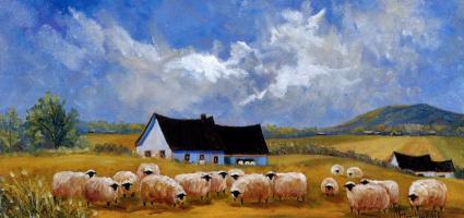 Мишель Де Маре. Овцы