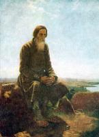 Василий Григорьевич Перов. Крестьянин в поле