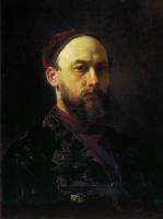 Фирс Сергеевич Журавлев. Автопортрет