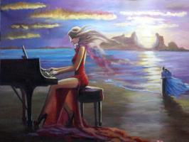 Olga Suncheleeva. Tender melody