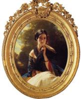 Франц Ксавер Винтерхальтер. Принцесса Леонилла из Сайн Витгенштейн
