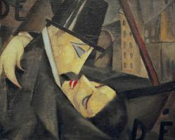 Tamara Lempicka. Kiss