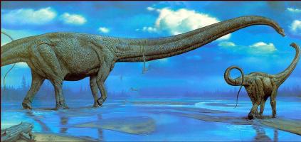 Марк Холлетт. Маменчизавр