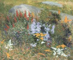Джон Лесли Брек. Цветы
