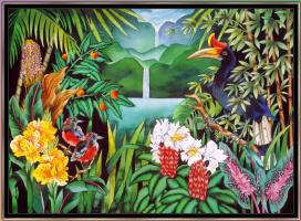 Джуди Вайс. Джуди Вайс. Тропический лес для детей 02
