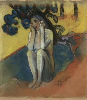 Paul Gauguin. Breton Eve