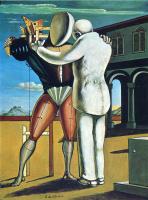 Джорджо де Кирико. Две фигуры