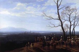 Вильгельм Александр Вольфганг фон Кобелль. Сюжет 1
