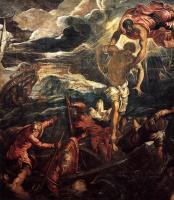 Saint Mark saves a Saracen shipwreck