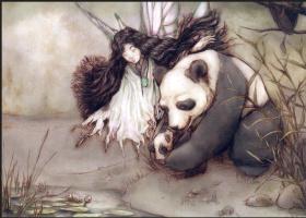 Патриция Льюис. Панда