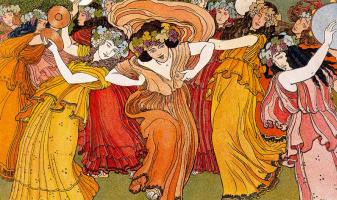 Эрнест Билер. Танцы