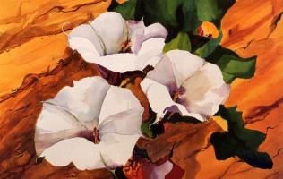 Николь Форман. Цветы 4