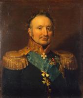 Джордж Доу. Портрет Петра Христиановича Витгенштейна