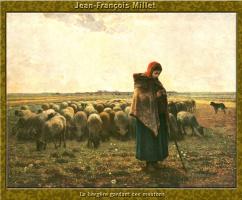 Жан-Франсуа Милле. Овцы
