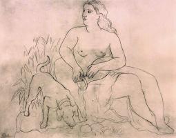 Pablo Picasso. Source