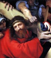 Лоренцо Лотто. Несение креста