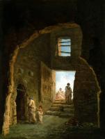 Гюбер Робер. Обитаемая руина