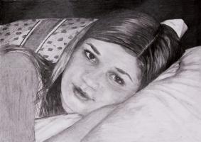 Портрет Аленки