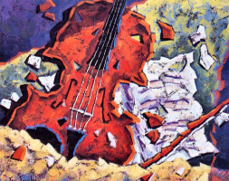 Франсуа Фоше. Воздушная скрипка