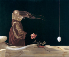 Су Дун По. Красная роза