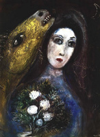 Marc Chagall. For Vava