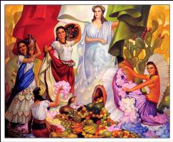 Хорхе Гонсалес Камарена. Национальный урожай