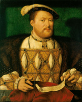 Йос ван Клеве. Генрих VIII (1491-1547) 1530-1535