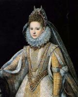 Софонисба Ангвиссола. Портрет Маргариты ди Савойя. Фрагмент