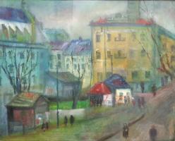 Unknown artist. Lviv 30th year