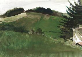 Andrew Wyeth. Весна у Кёрнеров